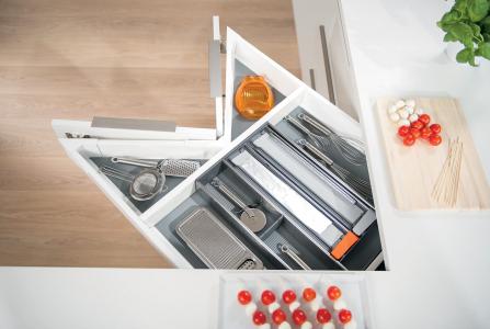 Tandembox Intivo + BOXCAP, высокий ящик, L=450мм