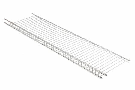 Сетчатая ПОЛКА для шкафов Ш-500 (L-3 метра) БЕЛАЯ