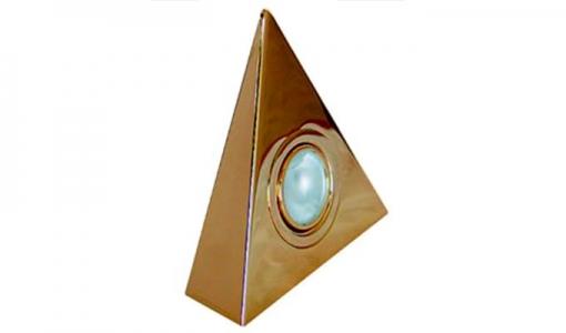 """Комплект SV.66 """"треугольник"""" из 3 шт. золото"""