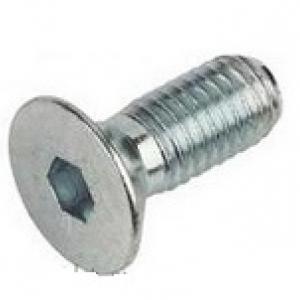 Винт с потайной головкой под шестигранник М5х16 мм