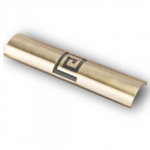 7120 Ручка скоба 160 мм бронза