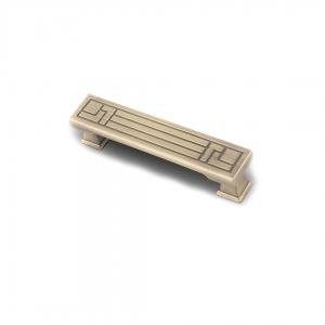 7123 Ручка скоба 96 мм бронза