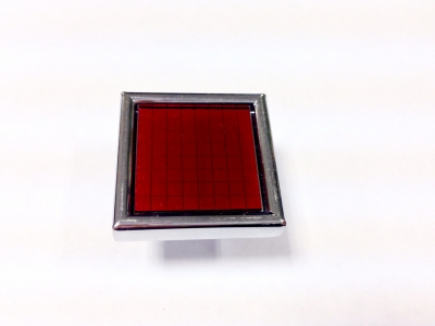 7468 Ручка кнопка красная
