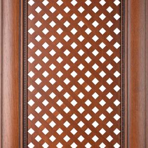 Фасад с решеткой Тициано