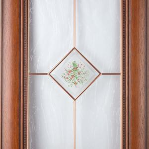 Фасад с витражом+штапик Тициано