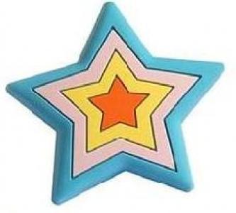 7328 Ручка детская звезда