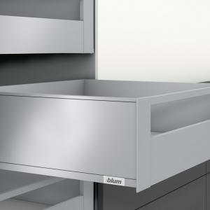 внутренний ящик LEGRABOX C с доводчиком BLUMOTION (270 мм)